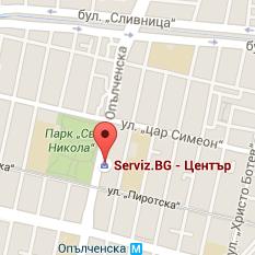 ул. Опълченска 38-А