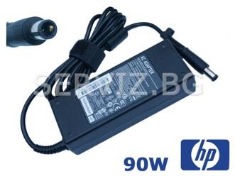 Зарядно за лаптоп HP / Compaq - 90W - Smart - заместител