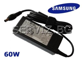 Оригинално зарядно за лаптоп Samsung - 19V / 3.16A - 60W
