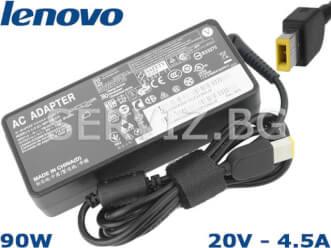Зарядно за лаптоп Lenovo Ideapad и Thinkpad 90W - заместител