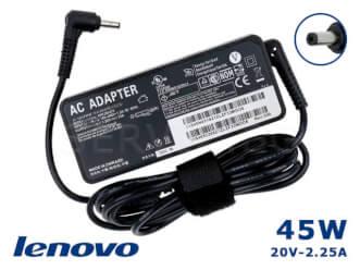 Зарядно за лаптоп Lenovo - 20V - 2.25A с букса 4.0мм./1.7мм - заместител