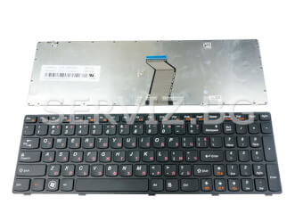 Клавиатура за лаптопи Lenovo IdeaPad G580, G585, Z580, G780