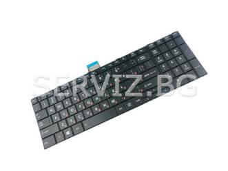 Клавиатура за Toshiba Satellite L850, C855, C850 - без рамка