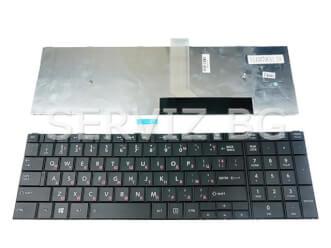 Клавиатура за Toshiba Satellite C55, C50, C50D, C55-A - черна