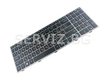 Клавиатура за HP ProBook 4540s, 4545s - сива рамка