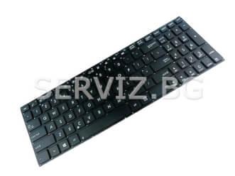 Клавиатура за Asus A550, F550, K550, R510, S550 - без рамка, малък ентер
