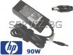 Оригинално зарядно за лаптоп HP и Compaq 90W 4.8мм/1.7мм