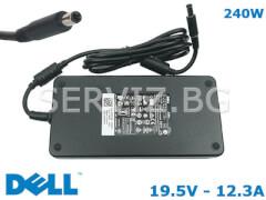 Оригинално зарядно за лаптоп DELL - 19.5V-12.3A - 240W