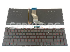 Клавиатура за HP Omen 15-AX, Pavilion 15-AB, Envy 15-AR - без рамка