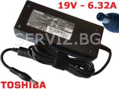 Оригинално зарядно за лаптоп Toshiba Satellite - 19V - 6.32A