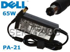 Оригинално зарядно за лаптоп DELL - PA-21 - 65W