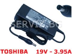 Зарядно за лаптоп Toshiba - 19V - 3.95A - заместител