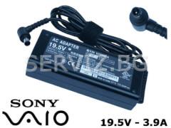 Зарядно за лаптоп Sony Vaio - 19.5V - 3.9A - заместител