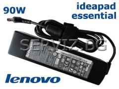 Оригинално зарядно за лаптоп Lenovo IdeaPad - 90W - 5.5x2.5