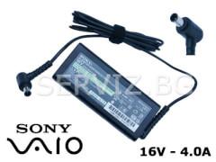Оригинално зарядно за лаптоп Sony Vaio - 16V - 4.0A