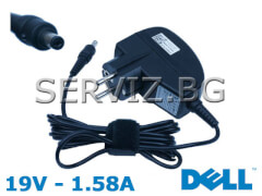 Оригинално зарядно за лаптоп Dell Inspiron Mini - 30W