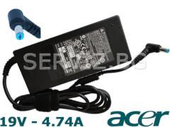 Оригинално зарядно за лаптоп Acer - 19V - 4.74A