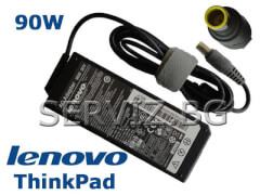 Оригинално зарядно за лаптоп Lenovo Thinkpad / IBM - 90W