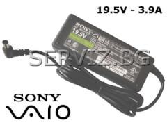Оригинално зарядно за лаптоп Sony Vaio - 19.5V - 3.9A