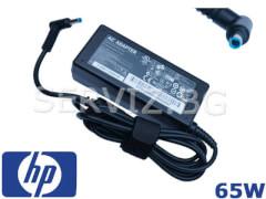 Зарядно за лаптоп HP - 65W - синя букса 4.5мм-3.0мм - заместител