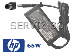 Оригинално зарядно за лаптоп HP / Compaq - 65W - Smart