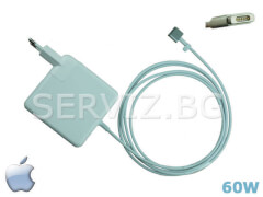 Зарядно за Apple MacBook Pro A1425, A1502 - 60W MagSafe 2 A1435