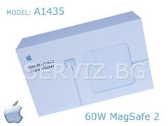 Оригинално зарядно за Apple MacBook Pro - 60W MagSafe 2 - A1435