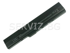Батерия за ASUS A42, A52, K42, K52, P52, X42, X52, - A31-K52 8кл