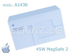 Оригинално зарядно за Apple MacBook Air A1465, A1466 - 45W - A1436