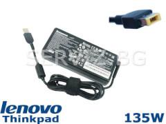 Оригинално зарядно за лаптоп Lenovo Ideapad и Thinkpad - 135W