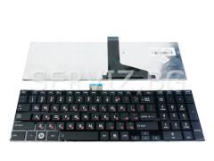 Клавиатура за Toshiba Satellite C855, L850, C850 - черна