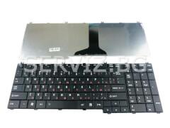 Клавиатура за Toshiba Satellite A500, A505, Qosmio X500, X300 - черна