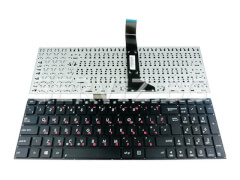 Клавиатура за Asus K56CB, K56CM, K56C - без рамка, голям ентер