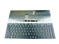 Клавиатура за Toshiba Satellite L50-B, P50-C, S50-B - черна с малък ентер