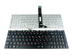 Клавиатура за Asus A550, F550, K550, R510, S550 - без рамка, голям ентер