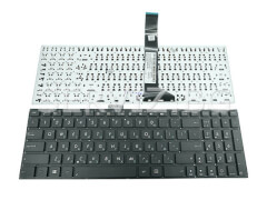 Клавиатура за Asus X501, R510, F501, S501, S500  - без рамка, малък ентер