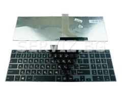 Клавиатура за Toshiba Satellite L50-A, S50-A, S70-A, C70-A - черна