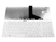 Клавиатура за Toshiba Satellite L50-A, S50-A, S70-A, C70-A - бяла