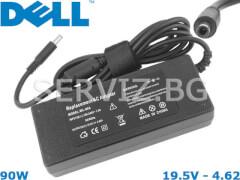 Зарядно за лаптоп DELL XPS 90W - 4.5мм./3мм. - заместител